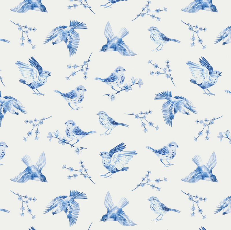 BLUE SPARROW JERSEY