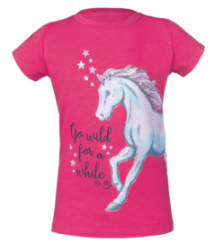 T-shirt Strawberry Ice meisjes