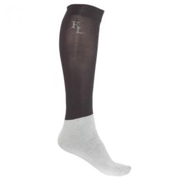 Classic show socks - Kingsland - Black  - verpakt per 3 paar (UNISEX)