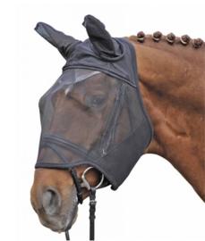 Vliegenmasker - HKM - Zwart