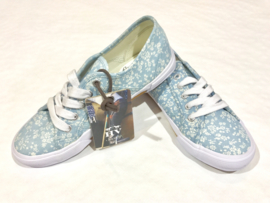 Sneakers - HV Polo - Blue flowers