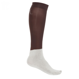 Classic show socks - Kingsland - Brown - verpakt per 3 paar (UNISEX)