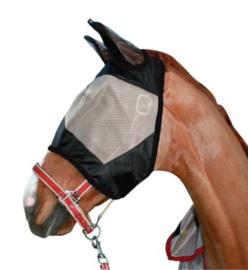 Vliegenmasker Protection - HKM - Beige/Zwart