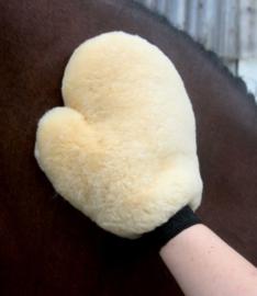 Handschoen schapenvacht