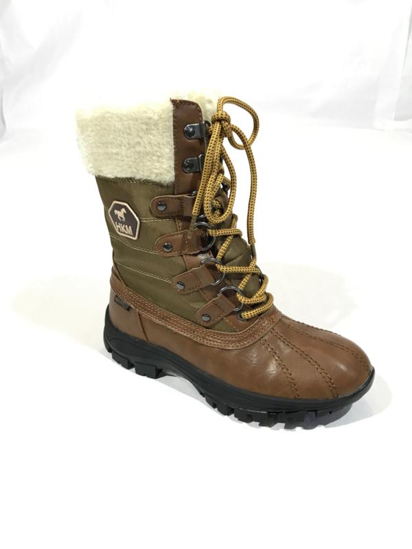Winterboots - HKM - Bruin