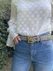 Belt dalmatian M