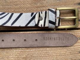 Belt zebra M