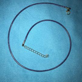 Donker Blauw 50cm 2mm