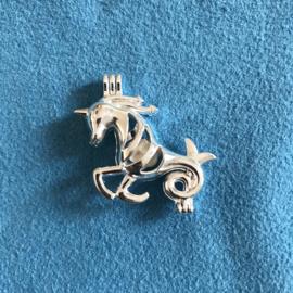 Steenbok zilver