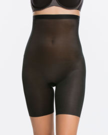 Spanx Skinny Britches High-Waisted Mid-Thigh Short