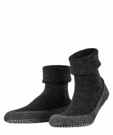 Falke Cosyshoe-pantoffels Anthra. mel.