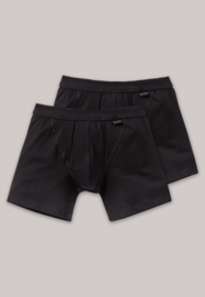 Schiesser Short met Voorsluiting  2- Pack - Authentic