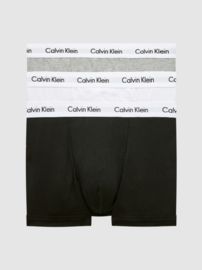 Calvin Klein Low Rise Trunk 3-Pack Heren