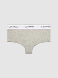 Calvin Klein Boyshort Grey Heather Dames