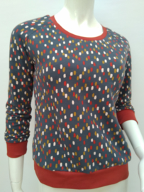 Zachte sweater, mt. XS/S