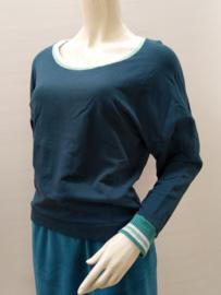 Petrol sweater, mt. S