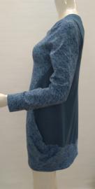 Hoeken jurk, mt. S/M