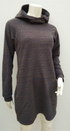 Hooded sweat dress, mt. M