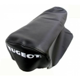 Buddydek Peugeot Vivacity 1 en 2 (oud model) - zwart uni