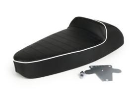 Zadel Corsa Evolution Vespa PX - zwart