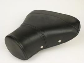 Zadel achter -  Vespa PX largeframe - zwart