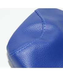 Buddydek Vespa LX - donkerblauw