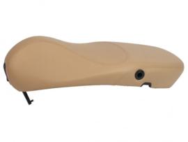 Zadel / buddyseat  Vespa Primavera - beige - origineel product