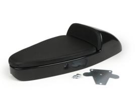 Zadel Vespa PX Corsa Evolution PLUS - zwart