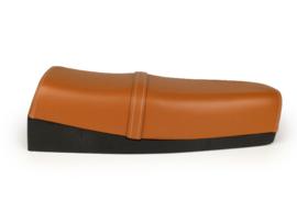 Zadel Vespa PK XL - bruin met zwart