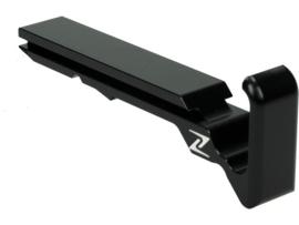 Tashaak aluminium - Vespa LX / S - zwart