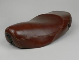 Zadel Vespa LX - origineel product - echt leder!! - bruin