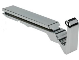 Tashaak aluminium - Vespa LX / S - chroom