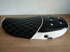 Vespa LX / S / LXV / ET2 / ET4 - zwart/wit maatwerk