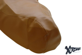 Buddydek voor Piaggio Zip modellen - Camel beige