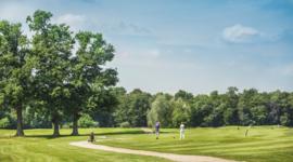 Cadeaubon golf arrangement voor 2 personen, voor 2 nachten