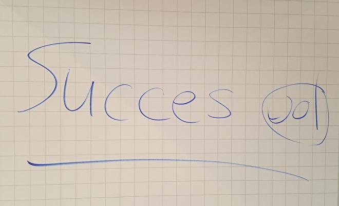 Succes, geluk, liefde, vertrouwen, eenzaamheid, succesvol