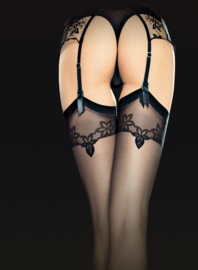 "Stockings ""Eclipse"" / Fiori"
