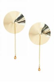 Gouden nipplecovers / Regalia