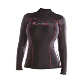 Sharkskin Chillproof dames lang