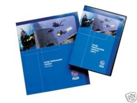 PADI 60167 Dive Propulsion Vehicle Specialty DVD Pak - Diver Propulsion Vehicle Engels!
