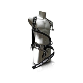 DiveSystem Sidemount Manta Redundant double bladder