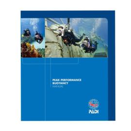 PADI 79315 Digital U/W Photographer Specialty Manual - Peak Performance Buoyancy Engels!