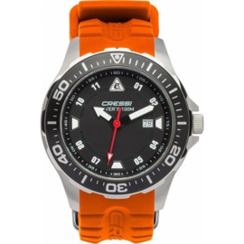 Cressi Manta Horloge Oranje