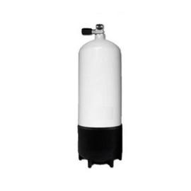 Duikcilinder 15 liter enkel 232 bar