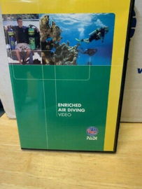 PADI 70906E/F/S Enriched Air (Nitrox) Specialty DVD - Enriched Air Diving, Computer Use (E/F/S)