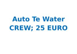 Vrijwilligersvergoeding Auto Te Water (8 uur)