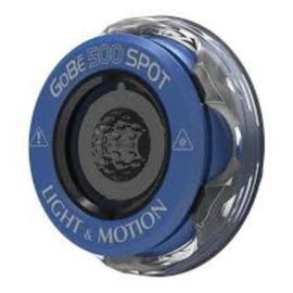 Light & Motion Gobe 500 Spot lampkop