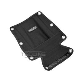 Tecline Backplate soft pad buoy pocket