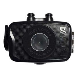 Intova I-Duo Camera Zwart