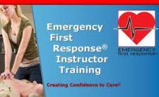 EFR/CFC/AED Instructeur Opleiding